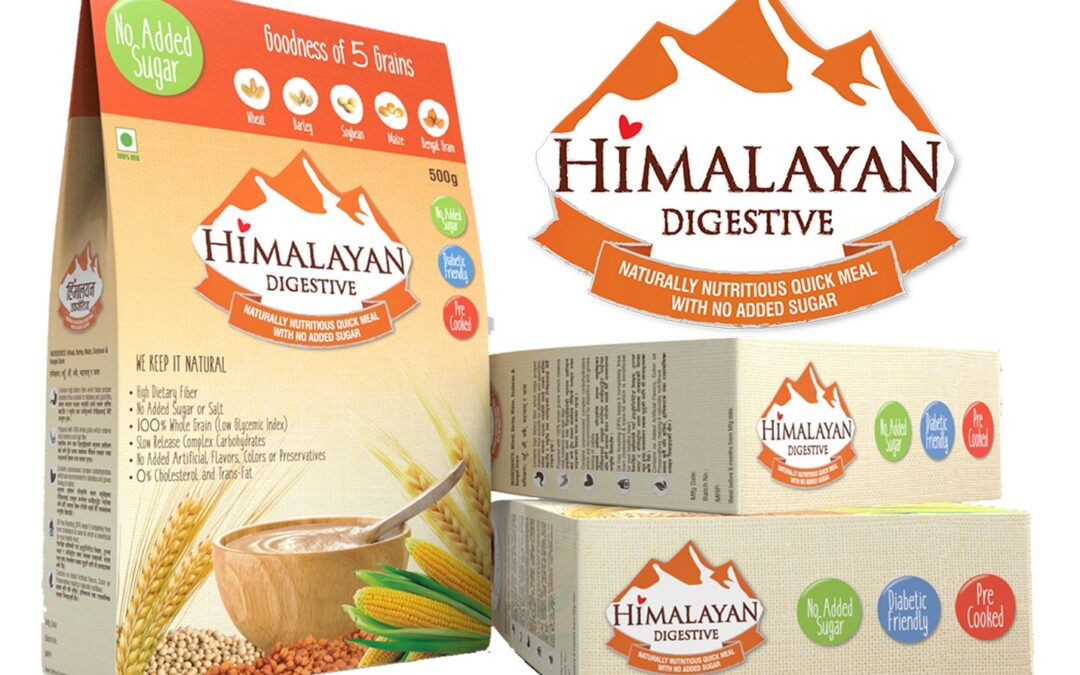 Himalayan Digestive Quick Meal: A Step Towards Your Health