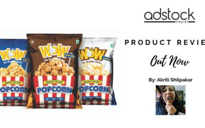 Wow Popcorn: Bring Home Your Movie Experience