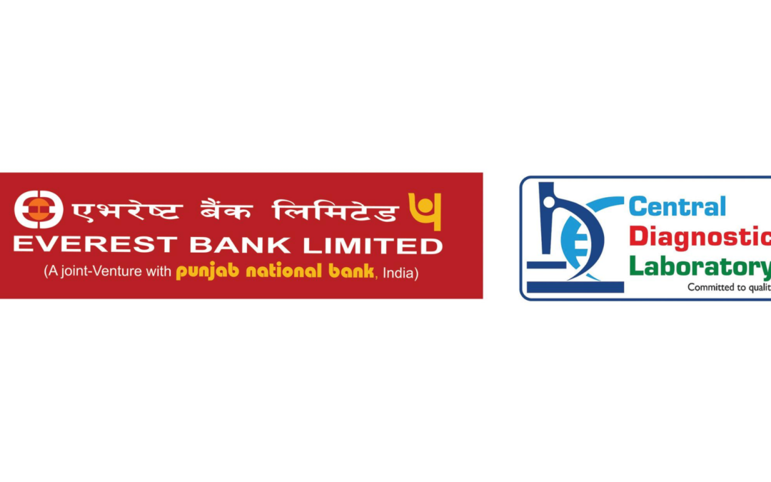 Everest Bank ties-up with Central Diagnostic Laboratory for RT- PCR Test
