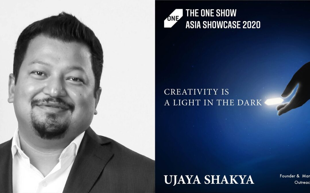 UJAYA IS AMONGST THE CURATORS TO SELECT THE ONE SHOW ASIA SHOWCASE 2020