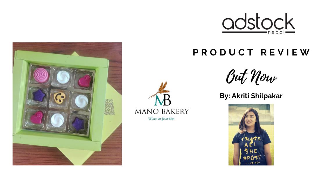 A Box Full of Chocolates from Mano Bakery