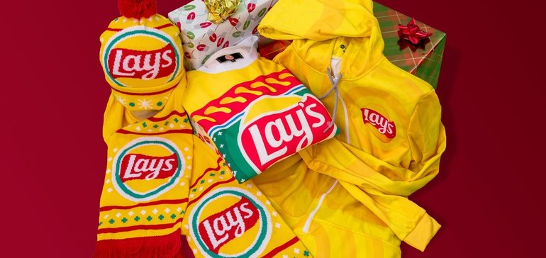 Frito-Lay unwraps online gift shop, brings back Anna Kendrick holiday ad