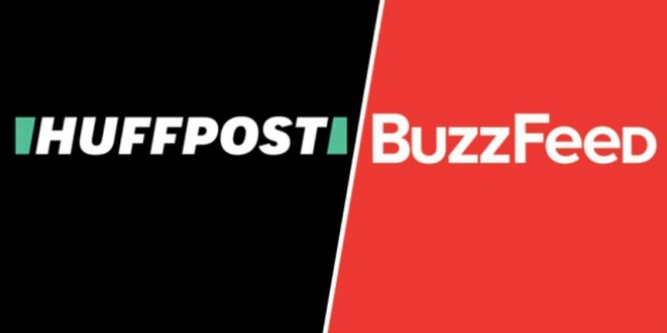 BuzzFeed Acquires HuffPost In A Deal Uniting Both Digital Rivals