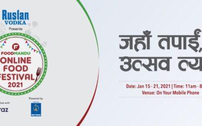 Nepal's Grandest Online Food Festival starting from Friday