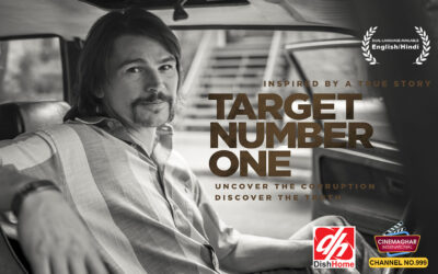 Hollywood's Target Number One now on DishHome CinemaGhar International