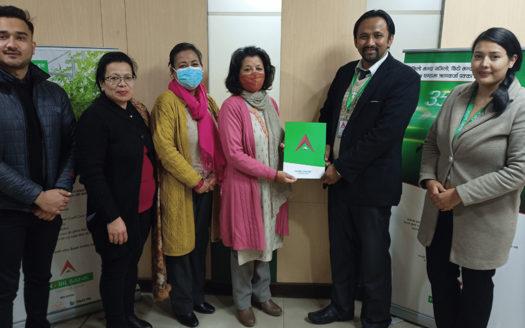 Nabil Bank & FWEAN Collaborates to Support Women Run Enterprises in Nepal