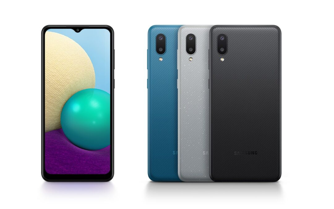 Samsung Launches Entry-Level Galaxy M02 Smartphone in Nepal with 5000mAh Battery and Large Screen