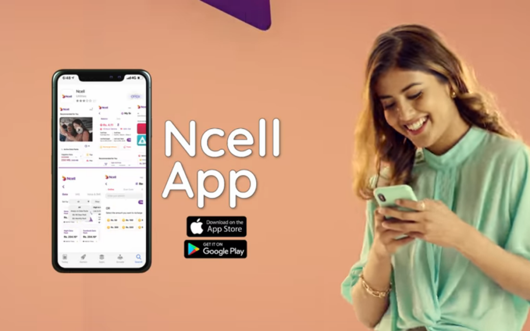 Ncell launches new version of Ncell App to empower customers