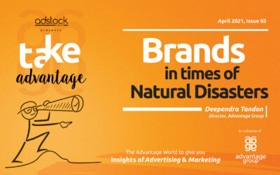Brands in times of Natural Disasters