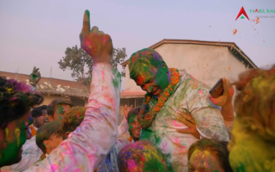 Nabil Bank ropes in Chef Santosh Shah for this Holi Campaign