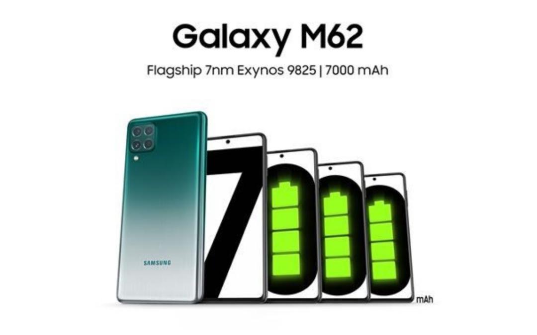 Samsung Nepal Launches Galaxy M62