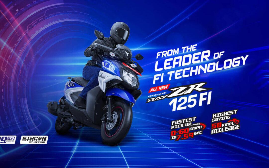 Yamaha RayZR 125FI