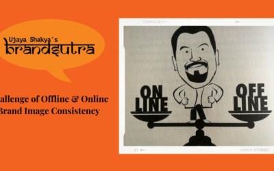 Challenge of Offline & Online Brand Image Consistency