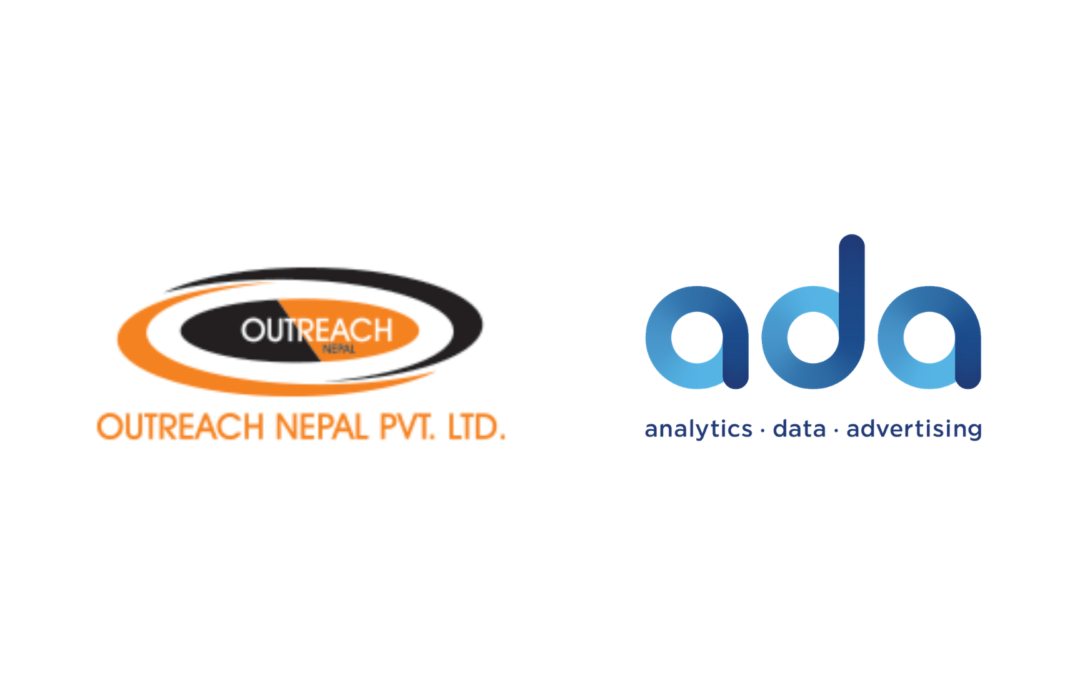 ADA Joins Hand with OUTREACH to offer Data-Driven Marketing in Nepal