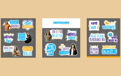 Rakuten Viber Launches First Audio Sticker Pack Featuring Swoopna Suman