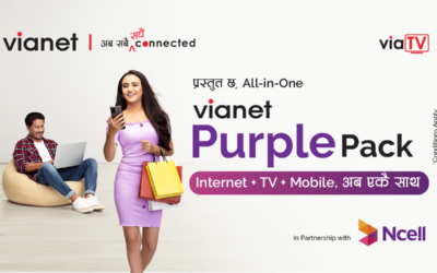 Vianet Purple Pack Campaign released