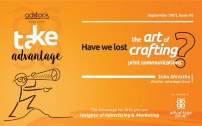Have we lost the art of crafting print communications?